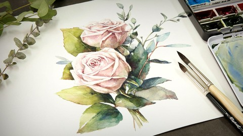 2412776 2c87 4 - Most Popular 12 Watercolor Painting Courses