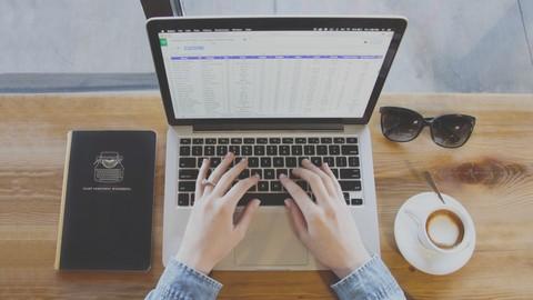 [Udemy Coupon] Excel Basics: Helpful Tips & Formulas for Excel