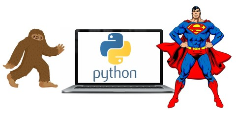 [Udemy Coupon] Python Hero: Full Course with Projects   Hindi/Urdu  