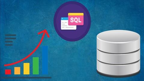 [Udemy Coupon] Aprende SQL desde CERO hasta AVANZADO como un PROFESIONAL.