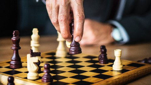 [Udemy Coupon] Chess Openings: Complete Queen's Gambit Declined Masterclass