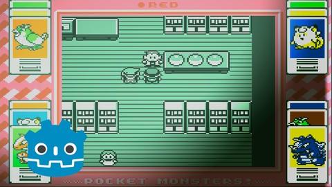 Netcurso-creando-juegos-en-godot-3-pokemon-red-capitulo-4