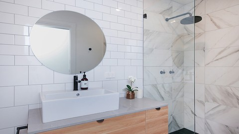 Sale : Udemy: The Ultimate Bathroom Renovation Guide