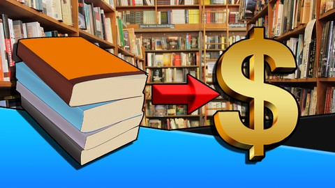 [Udemy Coupon] How to Sell Books With Amazon FBA