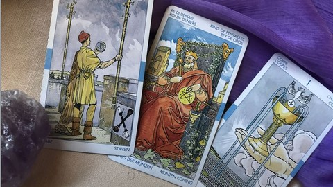[Udemy Coupon] How to Start & Run A Tarot Group
