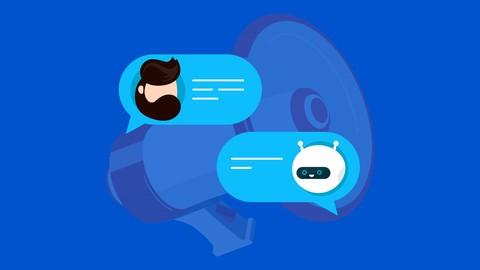 [Udemy Coupon] Build a VIRAL Referral FB ChatBot + Free ManyChat TEMPLATE