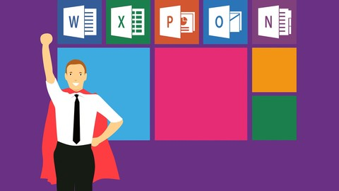 [Udemy Coupon] Microsoft Office Tips and Tricks: Get in Pro Mode