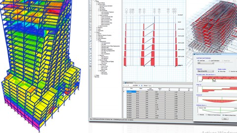#BIM - ETABS for Structural Engineering - Level 1