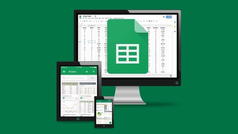 [Udemy Coupon] Getting Started with Google Sheets – Introduction & Overview