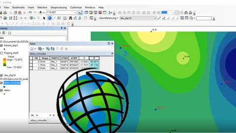 #GIS - ArcGIS 10 step by step from scratch