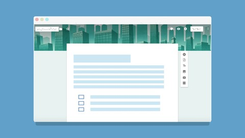 [Udemy Coupon] A beginner's guide to Google forms