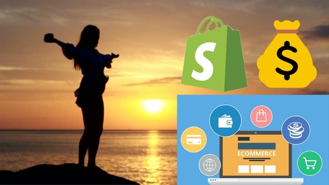 [Udemy Coupon] The Complete Shopify Dropshipping Course 2019