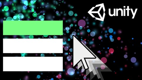 [Udemy Coupon] Learn To Create A Complete Menu System in Unity