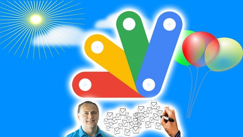 [Udemy Coupon] Google Apps Script Form Submission Send Email