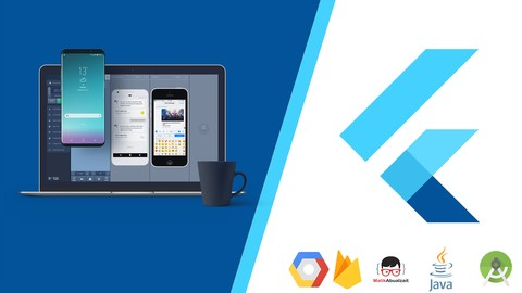 Complete Flutter Course in Arabic