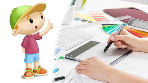 [Udemy Coupon] Digital Drawing Techniques with Graphic Tablet