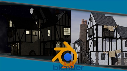 [Udemy Coupon] Blender 2.8 Complete Beginners Guide to 3D Modelling a Scene