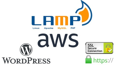 [Udemy Coupon] Launch a LAMP Stack and Install WordPress on AWS