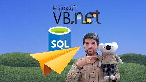 [Udemy Coupon] Advance SQL in VB.Net: Search SQL Data in Visual Basic Code
