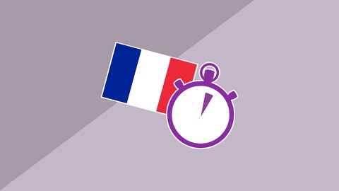 [Udemy Coupon] 3 Minute French – Course 6 | Language lessons for beginners