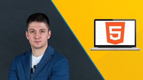 [Udemy Coupon] Learn HTML5 Coding from Scratch – Build Your Own Website