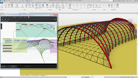 #CODE - Starting with Dynamo for BIM engineering projects