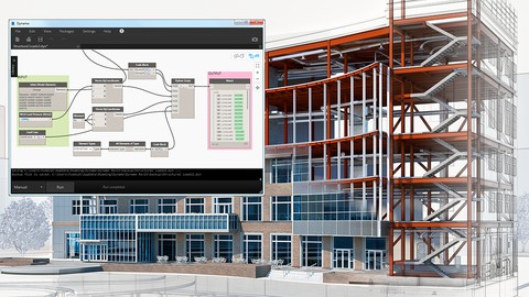 #BIM - Structural Projects (Revit Structure + Robot & Steel)