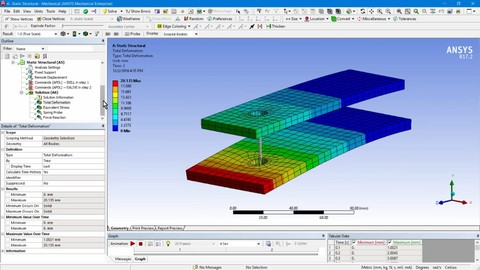 #CODE - Introduction to design using ansys workbench