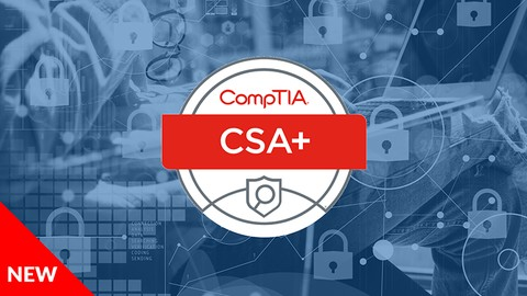 [Udemy Coupon] CompTIA Cyber Security Analyst (CySA+) Practice Exams 2019