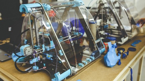 [Udemy Coupon] The 3D Printer Hardware Guide
