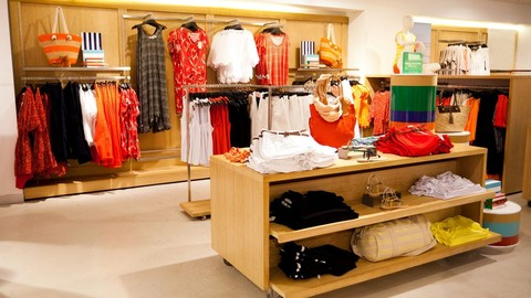 [Udemy Coupon] Merchandising in Retail