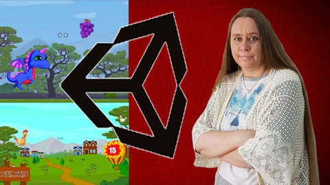 [Udemy Coupon] Unity 2D Game Developing. C# for Beginners. C# OOP