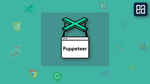 [Udemy Coupon] Automation testing with Puppeteer