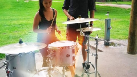 [Udemy Coupon] Ninja Drummer – Play Drums Go From Beginner To Ninja Drummer