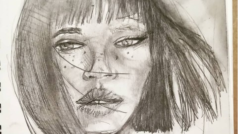 [Udemy Coupon] Realistic Portrait Drawing