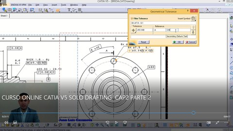 Netcurso-catiav5-drafting