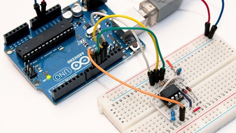 [Udemy Coupon] Learn to Build Advanced Embedded Systems using Arduino