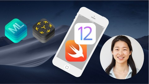 iOS 12 Swift 4.2 - The Complete iOS App Development Bootcamp