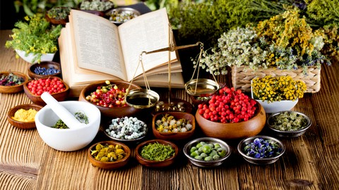 Herbalism For Everyone - Professional Herbalism Course