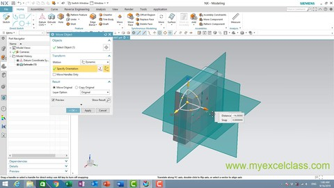 [Udemy Coupon] Siemens NX Unigraphics basic to advance level