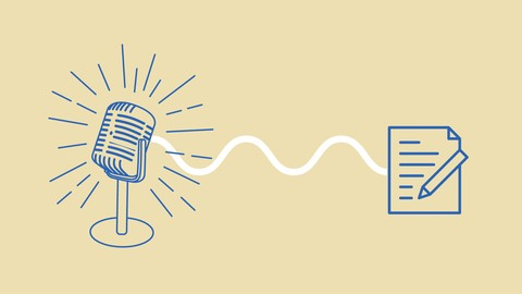 [Udemy Coupon] Transcription happens Automatically – with Amazon Transcribe