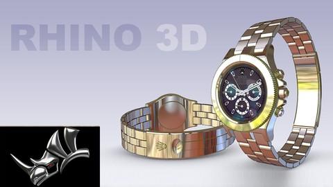 Rhino 3D tutorials with Rhino V6 ( updated version )
