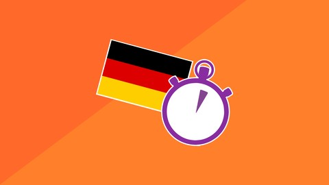 [Udemy Coupon] 3 Minute German – Course 5 | German lessons for beginners