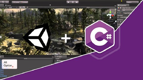 [Udemy Coupon] Unity 3d: Complete C# scripting and making 2D game in Unity