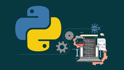 [Udemy Coupon] Python complete BUNDLE basic-Advance Python ,TKInter,Django