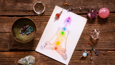 Group Chakra Healing Practitioner Professional Course