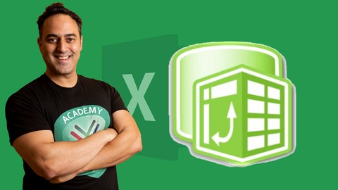[Udemy Coupon] Microsoft Excel – Excel with Power Pivot & DAX Formulas