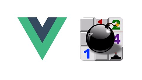 [Udemy Coupon] 2019 make a minesweep game in vue js