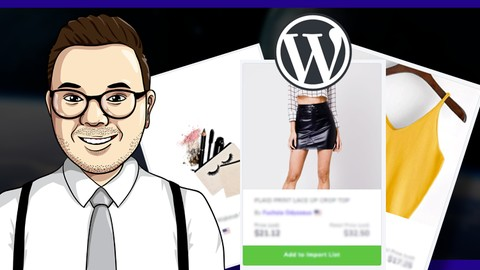 [Udemy Coupon] Create Amazon Style Dropshipping WordPress Website