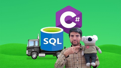 [Udemy Coupon] SQL in C# Series:Build Backup & Restore for C# Apps & SQL